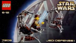 Jedi Defense I 7203