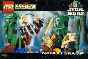Naboo Swamp 7121